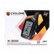 Автосигнализация Cyclon X-300 (без сирены)