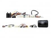 Адаптер для подключения кнопок на руле, штатных разъемов AUX, USB, камеры заднего вида Connects2 CTSTY015.2 (Toyota 2011+)