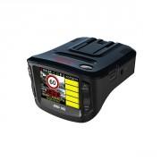 Радар-детектор Sho-Me Combo №1 Signature с видеорегистратором и GPS-модулем