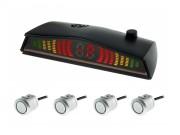 Парктроник Cyclon SE-4F для заднего бампера с LED-дисплеем