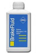 Тормозная жидкость ARAL Bremsfluessigkeit HS DOT 4