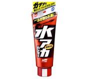 Абразивный очиститель для удаления стойких загрязнений с резины и пластика Soft99 Stain Cleaner Tube Type 00507