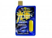 Автошампунь для придания блеска темным ЛКП Soft99 Wax in Shampoo High Shiny & Speed Type Black & Dark 04278