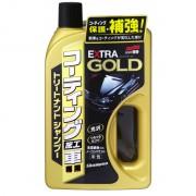 Шампунь для авто, покрытых защитными составами Soft99 Extra Gold 04287