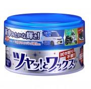 Очищающий полироль Soft99 Refine Soft Paste Wax 00421