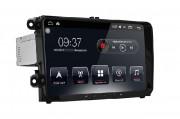 AudioSources Штатная магнитола AudioSources T90-910A для Skoda Fabia, Roomster, Spaceback, Octavia A5, Rapid, SuperB, Yeti (Android 7.1.0)