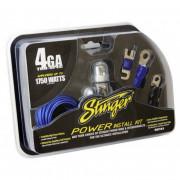 Набор для подключения усилителя Stinger SK141