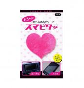 Салфетка для очистки дисплеев и мониторов Soft99 LCD Cleaning Cloth 'Stick On' 02160 / 02161 / 02162 / 02163