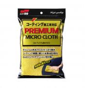 Микрофибровая ткань Soft99 Premium Micro Cloth 04183