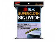 Длинная микрофибровая ветошь Soft99 MicroFiber Cloth Big 04208