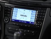 Мультимедийный видео-интерфейс Gazer VC700-NTG20 для Mercedes-Benz E class (W211) 2002-2009 с системой NTG 2.0 (RGB)