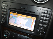 Мультимедийный видео-интерфейс Gazer VC700-NTG25 для Mercedes-Benz ML (W166), GL (X166), G class (2009-2013) с системой NTG 2.5