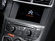 Мультимедийный видео-интерфейс Gazer VC700-RT6 для Citroen C4, C5 / Peugeot 408, 508 (2009+) с системой RT6