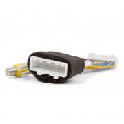 Адаптер GermesLab 861650 для подключения нештатной камеры заднего вида к штатному монитору Toyota / Lexus MFD Gen5