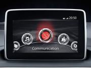 Мультимедийно-навигационный блок Gazer VI700W-MAZDA для Mazda 2, 3, 6, CX5 с системой Mazda Connect (Win CE 6.0)