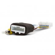 Адаптер GermesLab 847398 для подключения нештатной камеры заднего вида к штатному монитору Toyota Touch 2 / Entune