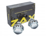 Zax Биксеноновые линзы Zax 3R clean-glass 3,0` (76мм) D2S