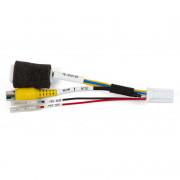 Адаптер GermesLab 859795 для подключения нештатной камеры к штатному монитору Toyota Aygo / Citroen C1 / Peugeot 108