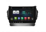Штатная магнитола Incar TSA-2484 для Hyundai Santa Fe (IX45) 2013+ (Android 8+)