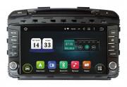 Штатная магнитола Incar TSA-1896 для Kia Sorento 2015+ (Android 8+)
