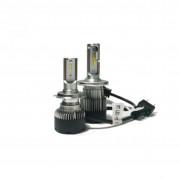 Светодиодная (LED) лампа Fantom FT H4 5500K