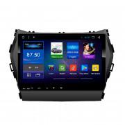 Штатная магнитола Sound Box Star Trek ST-6085T для Hyundai Santa Fe 2013+ (IX45) Android 7.1.1