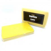 Неабразивная синтетическая глина для глубокой очистки кузова, стекол и колесных дисков Angelwax Clay Bar Yellow Soft ANG50788