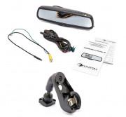Штатное зеркало заднего вида с монитором и видеорегистратором Phantom RMS-431 DVR Full HD-20 для Subaru, Suzuki