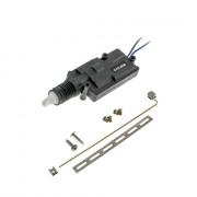 Двухпроводный привод центрального замка / актуатор Cyclone DL-23 (с крепежом)