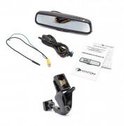 Штатное зеркало заднего вида с монитором и видеорегистратором Phantom RMS-431 DVR Full HD-26 для BYD S6, M6, G6