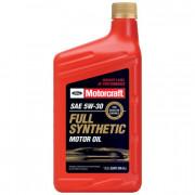 Оригинальное моторное масло Ford Motorcraft Full Synthetic 5w-30 (XO5W30QFS)