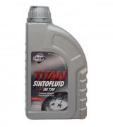 Трансмиссионное масло для МКПП Fuchs Titan Sintofluid FE 75W
