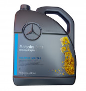 Оригинальное моторное масло Mercedes-Benz Engine Oil 5w-40 (229.5) 0009898301BRD6, A000989920213AIFE
