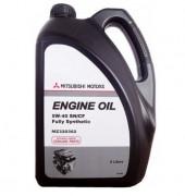 Оригинальное моторное масло Mitsubishi Engine Oil 5w-40 SN / CF (MZ320361, MZ320362)