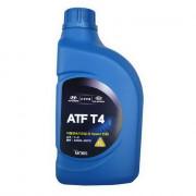 Оригинальное трансмиссионное масло Hyundai / Kia (Mobis) ATF T4 (04500-00170)