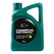 Оригинальное моторное масло Hyundai / KIA (Mobis) Commercial Diesel 10w-40 CI-4 (05200-484A0)
