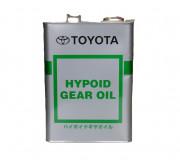 Оригинальное трансмиссионное масло Toyota Hypoid Gear Oil 75w-80 GL-4 (08885-00705)