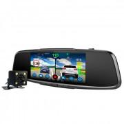 Зеркало заднего вида Playme VEGA с монитором, видеорегистратором, радар-детектором, GPS и дополнительной камерой