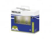 Комплект галогенных ламп Neolux Extra Lifetime N448LL-SCB (H1)
