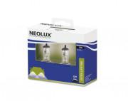 Комплект галогенных ламп Neolux Extra Lifetime N472LL-SCB (H4)