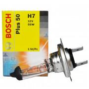 Лампа галогенная Bosch Plus 50 1987302079 (H7)