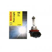 Лампа галогенная Bosch Pure Light 1987302081 (H8)