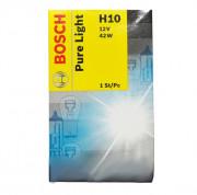 Лампа галогенная Bosch Pure Light 1987302083 (H10)
