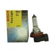 Лампа галогенная Bosch Pure Light 1987302084 (H11)