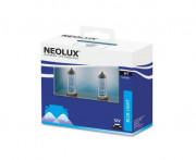Комплект галогенных ламп Neolux Blue Light N499B-SCB (H7)