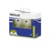 Комплект галогенных ламп Neolux Extra Lifetime N499LL-SCB (H7)
