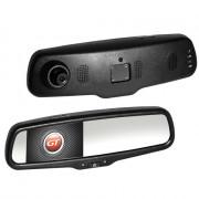 Штатное зеркало заднего вида с монитором и видеорегистратором GT BR35