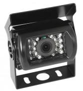Универсальная камера заднего вида GT C06 (с защитной шторкой)
