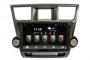 Штатная магнитола Phantom DVA-1071 K5006 для Toyota Highlander 2009-2014 (Android 7.1.1)