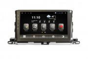 Штатная магнитола Phantom DVA-1071 K5007 для Toyota Highlander 2014+ (Android 7.1.1)